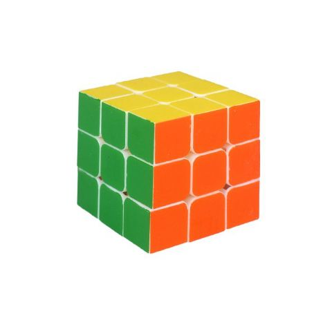 Mini Puzzle Cube 3.5cm Party Bag Toys Fillers Henbrandt